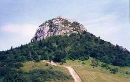 Ruins of Montsegur Fortress